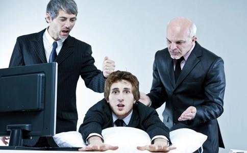 被职场焦虑症控制的你,应该如何反击?-职场人际-职场减压