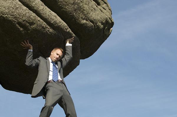 职场达人之养成 ——如何抗压