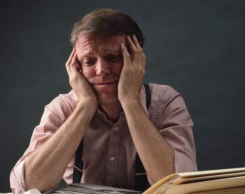 情绪管理心理咨询:工作压力大,应该如何缓解焦虑?